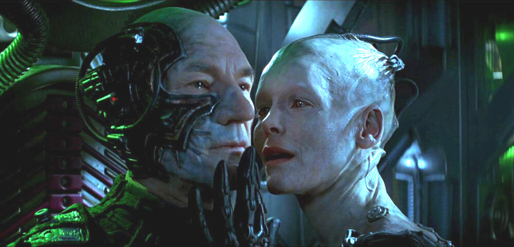Star Trek Die Borg