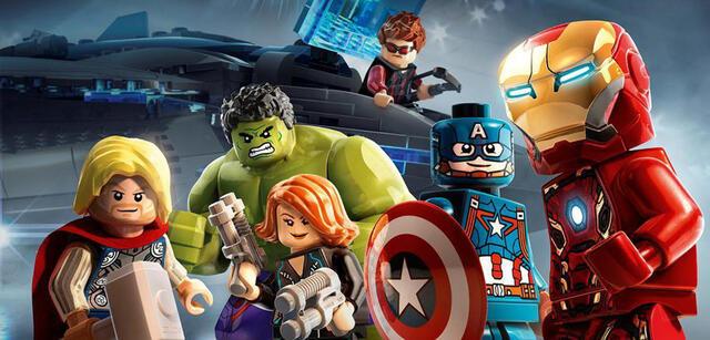 Lego setzt Marvels Avengers im Open World-Trailer in Szene