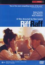 Riff-Raff - Poster