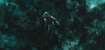 Ant-Man gefangen im Quantum Realm