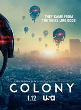 Colony - Staffel 2 - Poster
