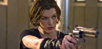 Resident Evil-DarstellerinMilla Jovovich