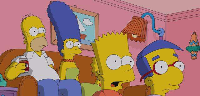 Sind selbst schockiert: Die Simpsons