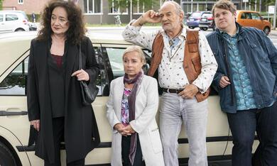 Tatort: Spieglein, Spieglein mit Christine Urspruch, Mechthild Großmann, Björn Meyer und Claus D. Clausnitzer - Bild 2