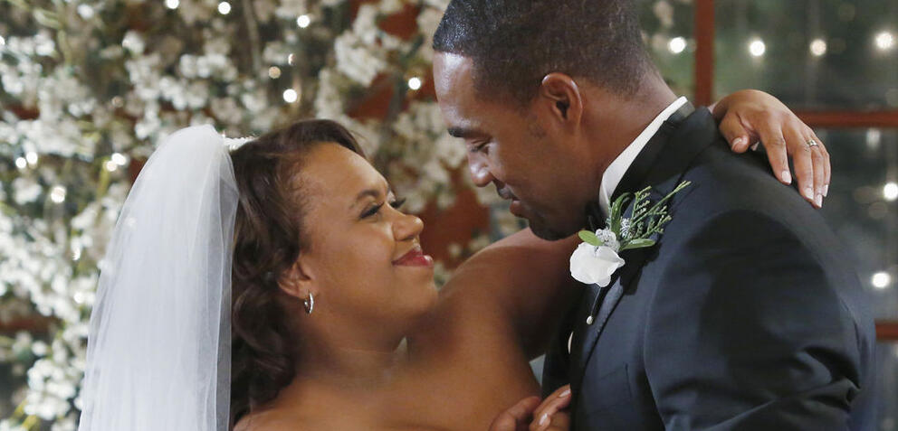 Grey's Anatomy: Miranda Bailey & Ben Warren
