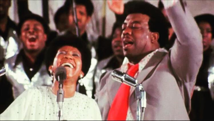 Aretha Franklin: Amazing Grace