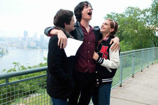 Vielleicht lieber morgen mit Emma Watson, Logan Lerman und Ezra Miller