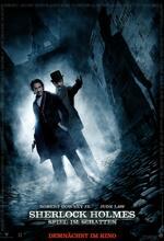 Sherlock Holmes 2: Spiel im Schatten Poster
