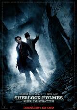 Sherlock Holmes 2: Spiel im Schatten - Poster