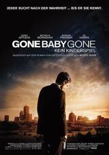 Gone Baby Gone - Kein Kinderspiel - Poster