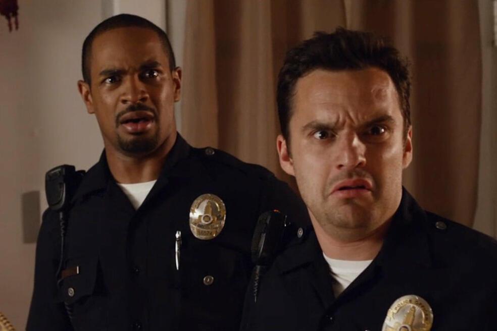 Let's be Cops - Die Party Bullen mit Jake Johnson und Damon Wayans Jr.