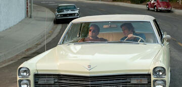 Brad Pitt und Leonardo DiCaprio in Once Upon a Time in Hollywood