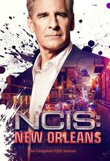 Navy CIS: New Orleans - Staffel 5 - Poster