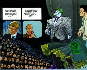 Joker in The Dark Knight Returns