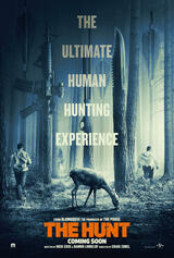 The Hunt - Poster