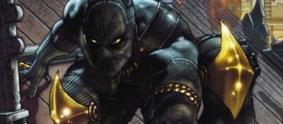 T'Challa alias Black Panther