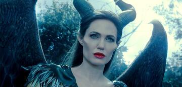 Angelina Jolie als Maleficent
