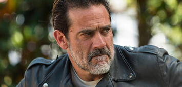 Bild zu:  Negan in The Walking Dead