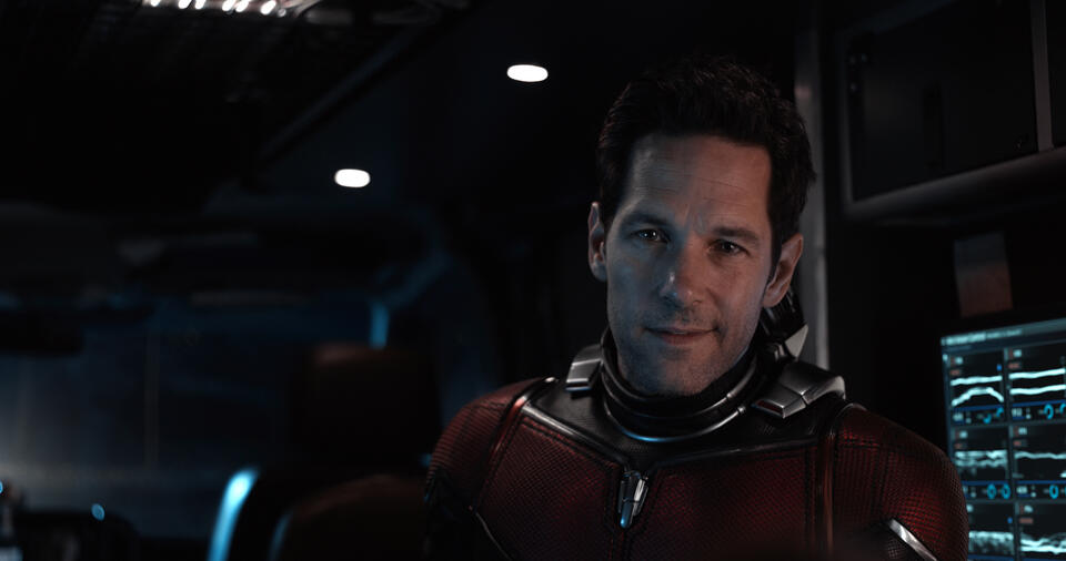 Ant-Man and the Wasp mit Paul Rudd