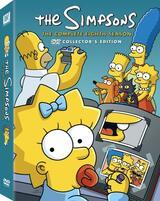 Die Simpsons - Staffel 8 - Poster