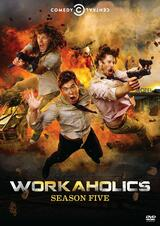 Workaholics - Staffel 5 - Poster
