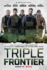 Triple Frontier - Poster