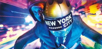 Nerve: Die Motorrad-Mutprobe