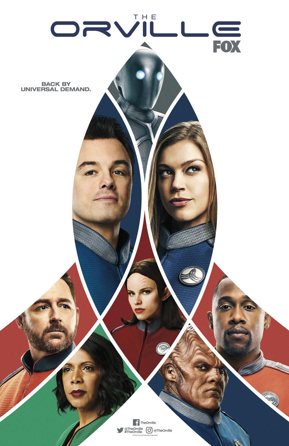 The Orville Staffel 2 Prosieben