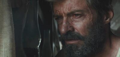 Logan mit Hugh Jackman