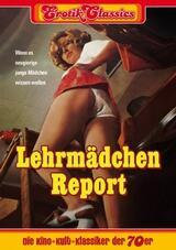 Lehrmädchen-Report - Poster