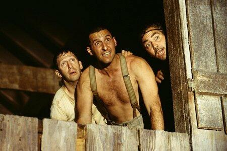 O Brother, Where Art Thou? - Eine Mississippi-Odyssee mit George Clooney, John Turturro und Tim Blake Nelson