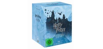 Harry Potter DVD-Komplett-Box