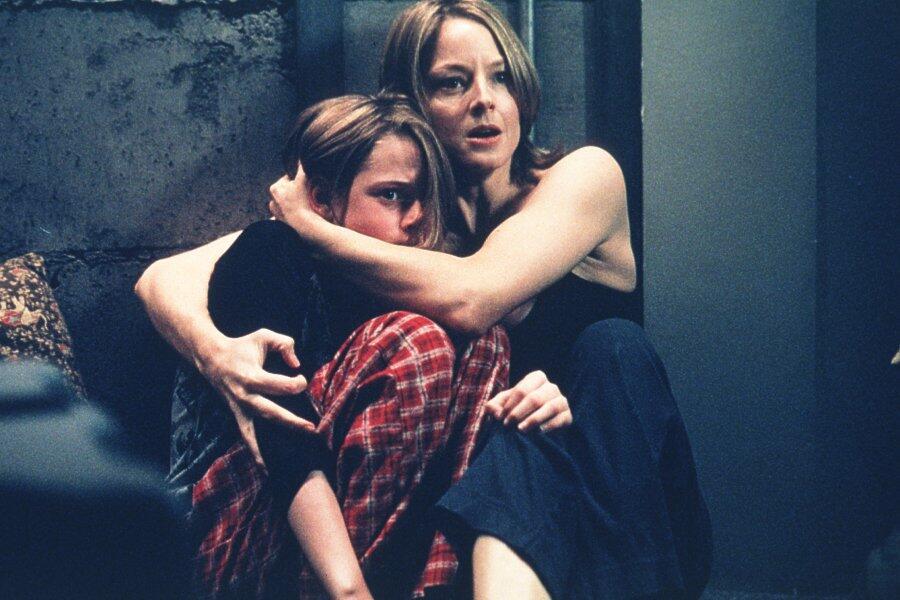 Panic Room mit Jodie Foster und Kristen Stewart