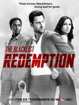 The Blacklist: Redemption - Poster