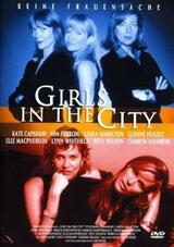 Girls in the City - Poster