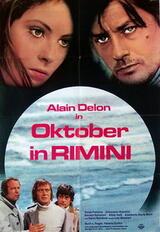 Oktober in Rimini - Poster