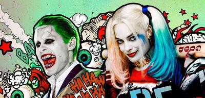 Joker und Harley Quinn in Suicide Squad