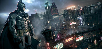 Bild zu:  Gotham ist wieder einmal in Gefahr.
