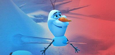 Olaf aus Die Eiskönigin