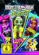 Monster High - Elektrisiert - Poster