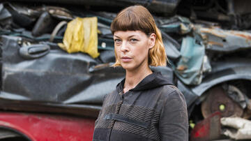 Pollyanna McIntosh als Jadis in The Walking Dead