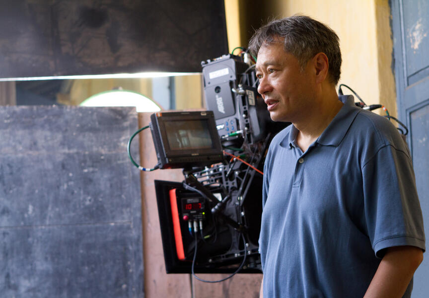 Life of Pi: Schiffbruch mit Tiger mit Ang Lee