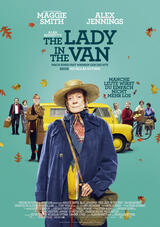 The Lady in the Van - Poster