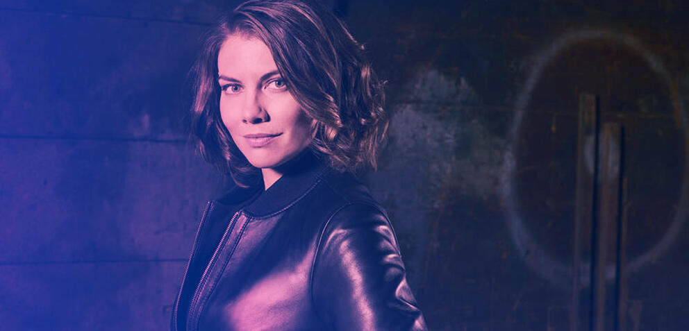 Lauren Cohan in Whiskey Cavalier
