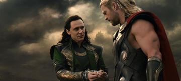 Loki und Thor in Thor 2
