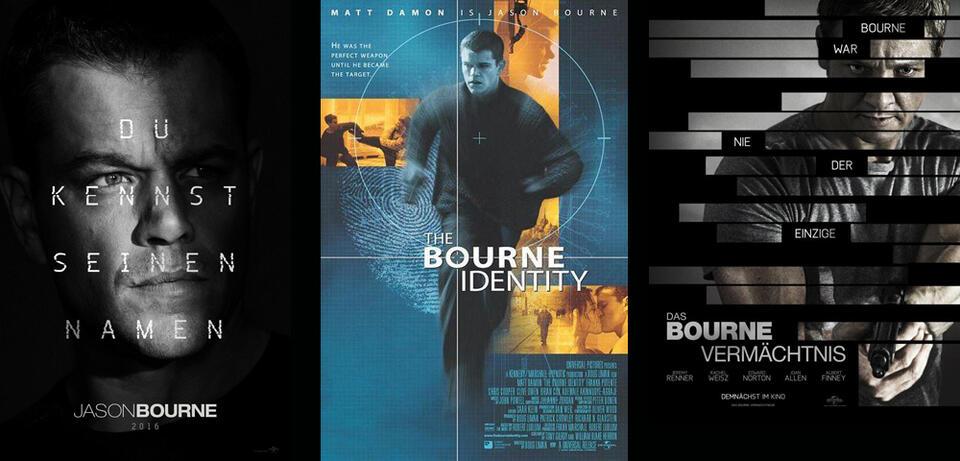 Bourne Reihe
