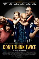 Don't Think Twice - Poster