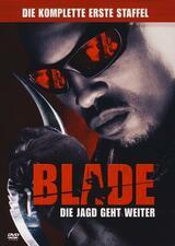 Blade - Die Jagd geht weiter - Poster
