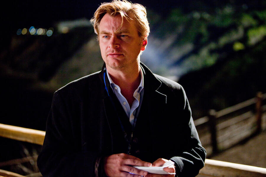 Inception mit Christopher Nolan