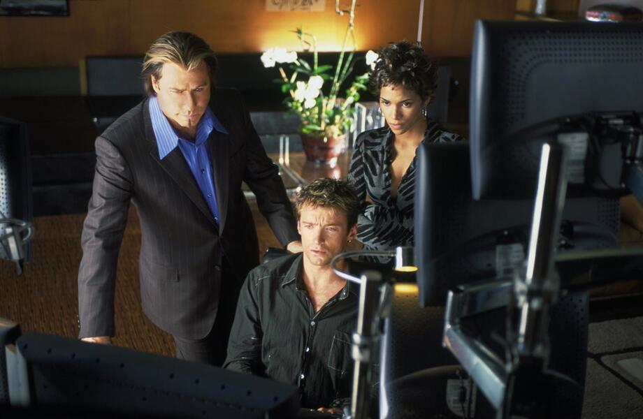 Passwort: Swordfish mit Hugh Jackman, John Travolta und Halle Berry